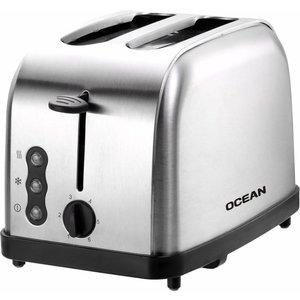 Ocean Ocean Toaster 2 slices OCTO8002
