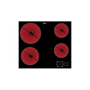 Whirlpool AKT8090LX Keramische kookplaat