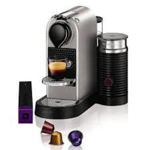 Krups Nespresso machine Citiz + Milk
