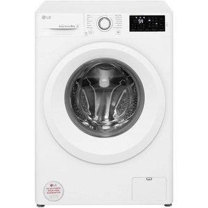 LG LG F4J5TN3W Wasmachine 8KG 1400T A+++