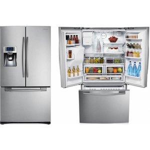 Samsung Samsung RFG23UERS1 koelkast A+