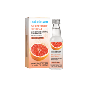 SodaStream Sodastream Fruit Drops 40ml Grapefruit