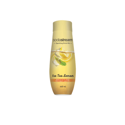 SodaStream Sodastream Fruits ice tea lemon 440ml