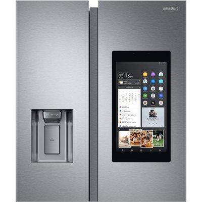 Samsung Samsung RS68N8941SL SBS Koelkast met tablet   Family Hub