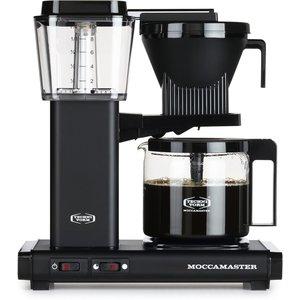 Moccamaster Moccamaster KBG741AOMATZ Koffiezetapparaat Matt Zwart  59645
