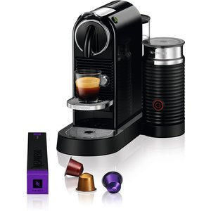 MagimixM195MILKZW Nespresso machine Citiz Milk zwart
