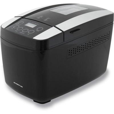 Inventum Inventum BM125 Broodbakmachine zwart/rvs 900/1200 gr