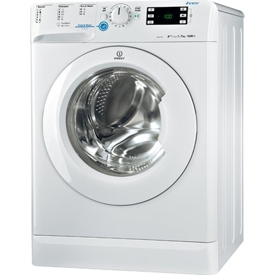 Indesit Indesit XWE71683X Wasmachine 7KG 1600T A+++