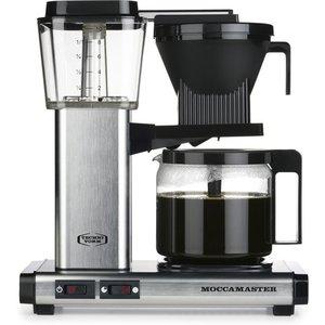 Moccamaster Moccamaster KBG741AORVS Koffiezetter Geborsteld/Brushed 59621