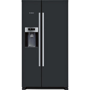 Bosch Bosch KAD90VB20 Amerikaanse koelkast W/I zwart