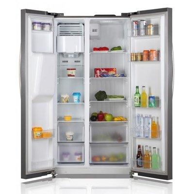 Frilec Frilec RW010 Amerikaanse koelkast met W/I