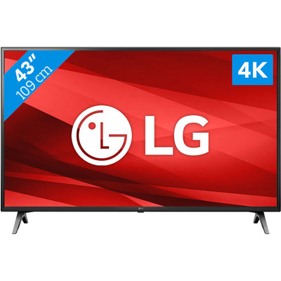 """LG LG 43UM7100 Televisie 43"""""""