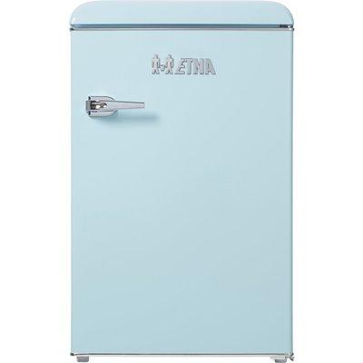 Etna KKV5055BLA Retro koelkast A++