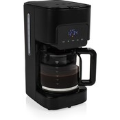 Princess koffiezetter 246014 Black Steel
