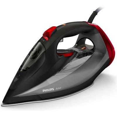 Philips Philips GC4567/80  Stoomstrijkijzer Black/Red Azur