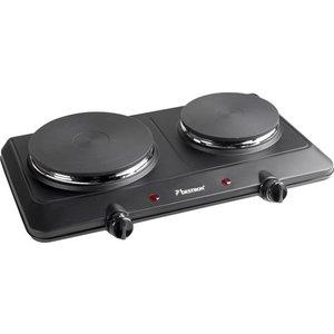 Bestron Bestron   AHP250D Dubbele Kookplaat Electrisch zwart