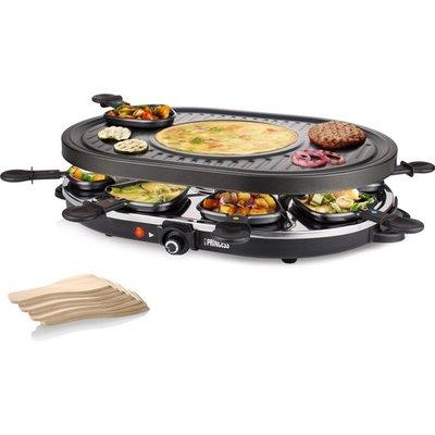 Princess Gourmet / Raclette 8 Oval Grill Party 162700 1200Watt