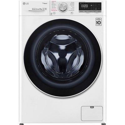 LG LG F4WN509S0 - Wasmachine 9kg  1400Toeren  A+++