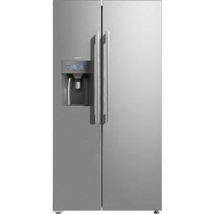 Inventum InventumSKV1782RI Side by side koelkast water en ijs