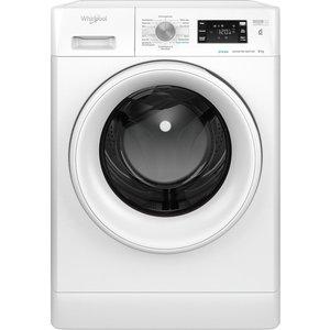 Whirlpool Whirlpool FFB9468WEVNL Wasmachine 1400T 9kg  A+++