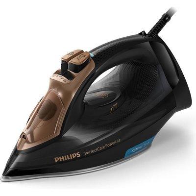 Philips PhilipsGC3929/60Stoomstrijkijzer  Zwart/Goud, 2600 Watt