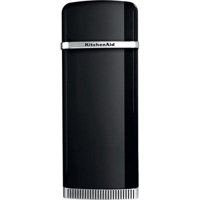 Kitchenaid KitchenAid KCFMB60150RRetro koelkast met vriezer  Zwart