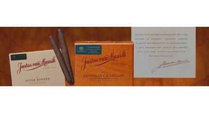 Justus van Maurik cigars