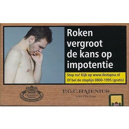 Hajenius Cigarillo 50PCS