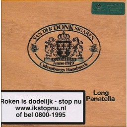 vd Donk Long Panatella    25 PCS