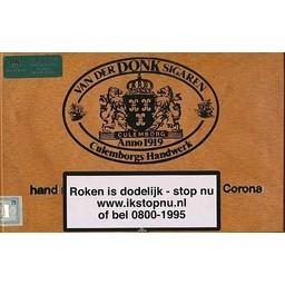 vd Donk Corona    25 PCS