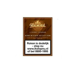 Balmoral Dominican Selection Short Corona 5