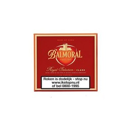 Balmoral Royal Selection Claro Corona