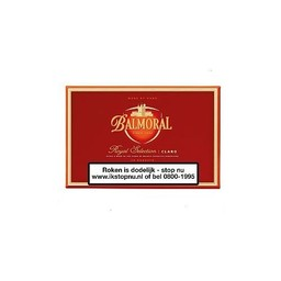 Balmoral Royal Selection Claro Robusto