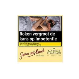 Justus van Maurik Zandblad Cigarillos  20