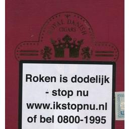 Royal Danish Grand Cru Cuban Seed Short Robusto