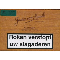 Justus van Maurik Classique 50