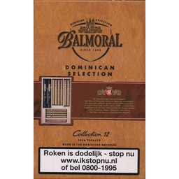 Balmoral Dominican Sigaren Collection 12