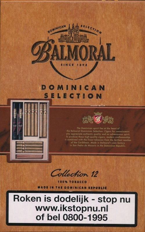 Balmoral Dominican Sigaren Collection 12