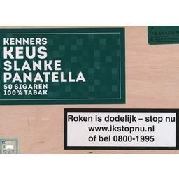KennersKeus Slim Panatella 50 PCS