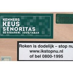 KennersKeus Senoritas 50 PCS