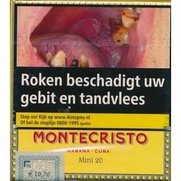 Montecristo Mini 20