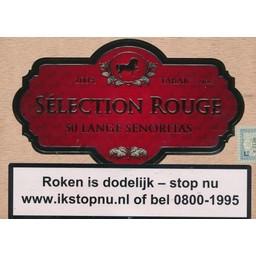 Selection Rouge Long Senoritas no.3