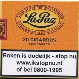 La Paz Wilde Cigarros 20