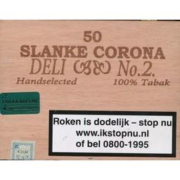 Slim Corona 100 % no.2  50 PCS