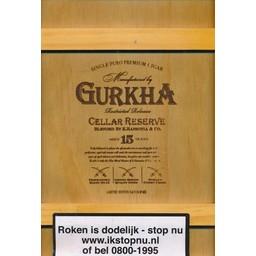 Gurkha Cellar Reserve 15 Solaro