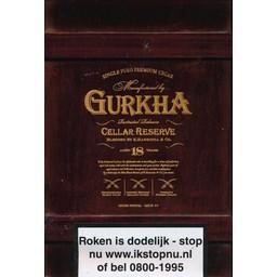 Gurkha Cellar Reserve 18 Solaro