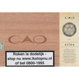 Cao Pilon Corona
