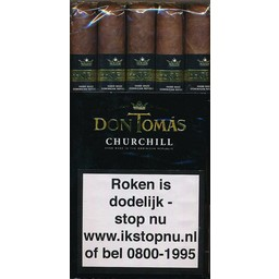 Don Tomas Dominican Bundle Churchill
