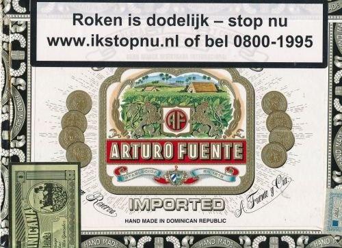 Arturo Fuente Rothschild Naturel