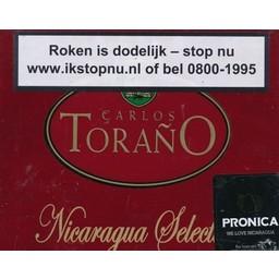Carlos Torano Nicaraqua Selection Robusto